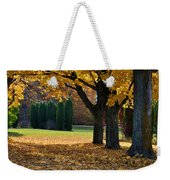 Maple And Arborvitae Weekender Tote Bag