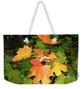 Maple Mania 10 Weekender Tote Bag