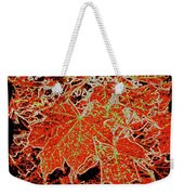 Maple Mania 11 Weekender Tote Bag