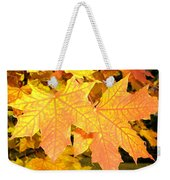 Maple Mania 2 Weekender Tote Bag
