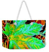 Maple Mania 21 Weekender Tote Bag by Will Borden
