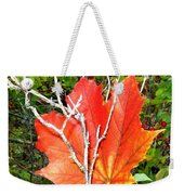 Maple Mania 6 Weekender Tote Bag