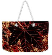 Maple Mania 9 Weekender Tote Bag