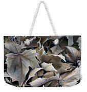 Maple Salad Weekender Tote Bag