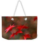 Maple Tree Leaves II Weekender Tote Bag
