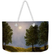Maples In Moonlight Weekender Tote Bag