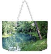 Maramec Springs 1 Weekender Tote Bag