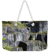 Marble Quarry  Weekender Tote Bag