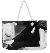 Marcel Proust, French Author Weekender Tote Bag