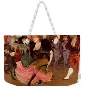Marcelle Lender Dancing The Bolero In Chilperic Weekender Tote Bag by Henri de Toulouse Lautrec