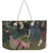 "Marcelle Lender Dancing The Bolero In ""chilp?ric"" Weekender Tote Bag"