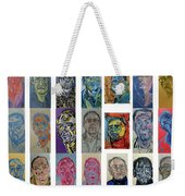 March Bachmors Dailyselfportrait Weekender Tote Bag