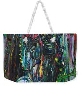 March Into The Sea Weekender Tote Bag