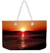 March Sunset Weekender Tote Bag