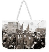 March Through Selma Weekender Tote Bag