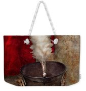 Marching Band - Celebrating The Marching Band Weekender Tote Bag by Mike Savad