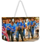 Marching Band - Junior Marching Band  Weekender Tote Bag