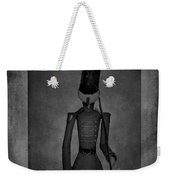 Marching Soldier Bw Weekender Tote Bag