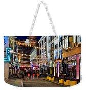Mardi Gras In Cleveland Weekender Tote Bag