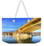 Margaret Bridge Budapest Weekender Tote Bag