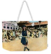 Margaret Gorman, 1921 Weekender Tote Bag