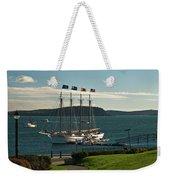 Margaret Todd - Bar Harbor Icon Weekender Tote Bag