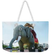 Margate New Jersey - Lucy The Elephant Weekender Tote Bag