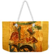 Marge And Bill - Tile Weekender Tote Bag