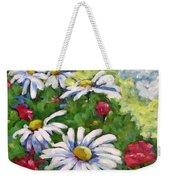 Marguerites 002 Weekender Tote Bag