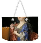 Maria Anna Victoria Of Bourbon. The Future Queen Of Portugal Weekender Tote Bag