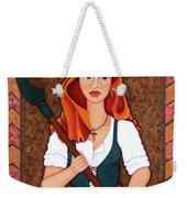 Maria Da Fonte - The Revolt Of Women Weekender Tote Bag