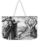 Maria The Jewess, First True Alchemist Weekender Tote Bag