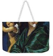 Maria Zambaco 1870 Weekender Tote Bag