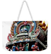 Mariamman Temple Detail 3 Weekender Tote Bag