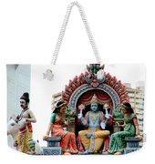 Mariamman Temple Detail 4 Weekender Tote Bag