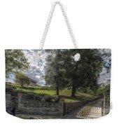Marian Cliff Manor Weekender Tote Bag