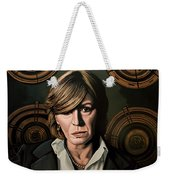 Marianne Faithfull Painting Weekender Tote Bag