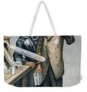 Marie And Pierre Curie Weekender Tote Bag