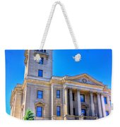Marietta Courthouse Weekender Tote Bag