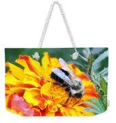 Marigold And The Bee Weekender Tote Bag