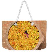 Marigold Offering Weekender Tote Bag