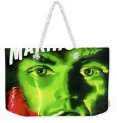 Marihuana Weekender Tote Bag