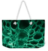 Marijuana Stem Section, Sem Weekender Tote Bag