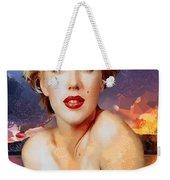 Marilyn Hotty Totty Weekender Tote Bag
