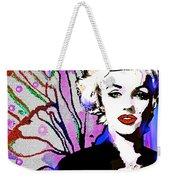 Marilyn In Love Weekender Tote Bag