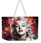 Marilyn Monroe   Colorful  Weekender Tote Bag
