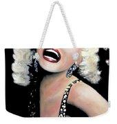 Marilyn Monroe Weekender Tote Bag