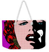 Marilyn02-2 Weekender Tote Bag
