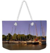 Marina At Lake Murray S C Weekender Tote Bag