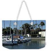 Marina Del Rey California 2 Weekender Tote Bag